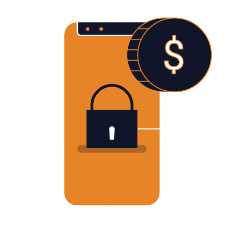 Your passwords, your keys, your stocks.<br /> No intermediaries.<br /> Your assets are protected in a smart contract